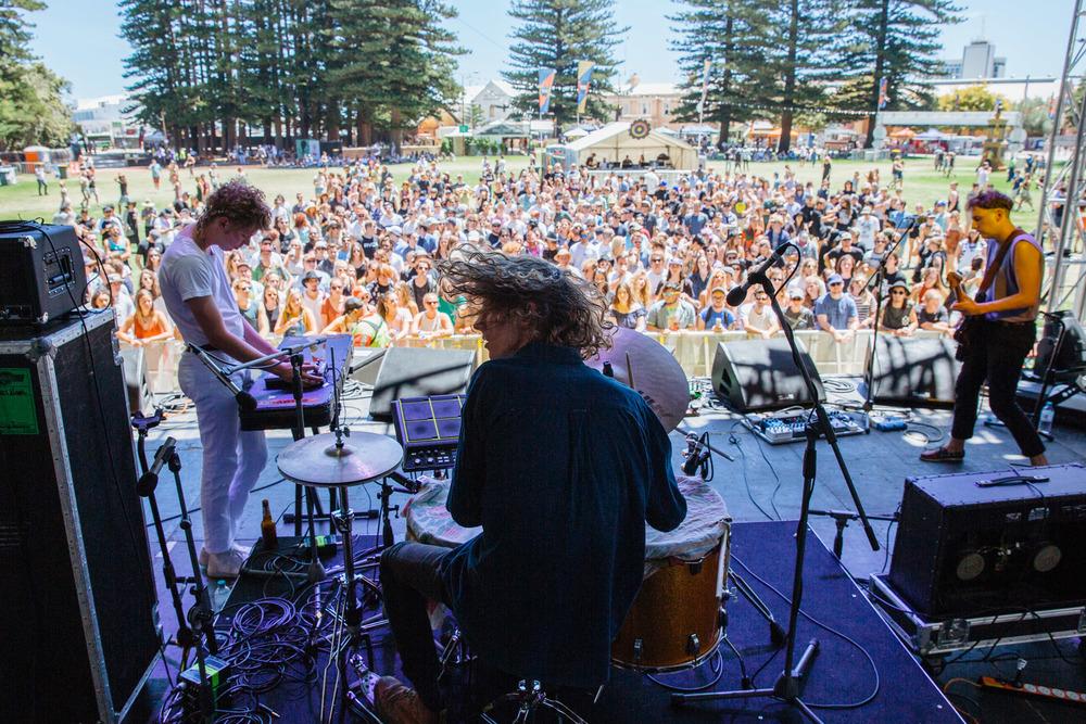 Methyl Ethel - Fremantle Laneway Festival 2016