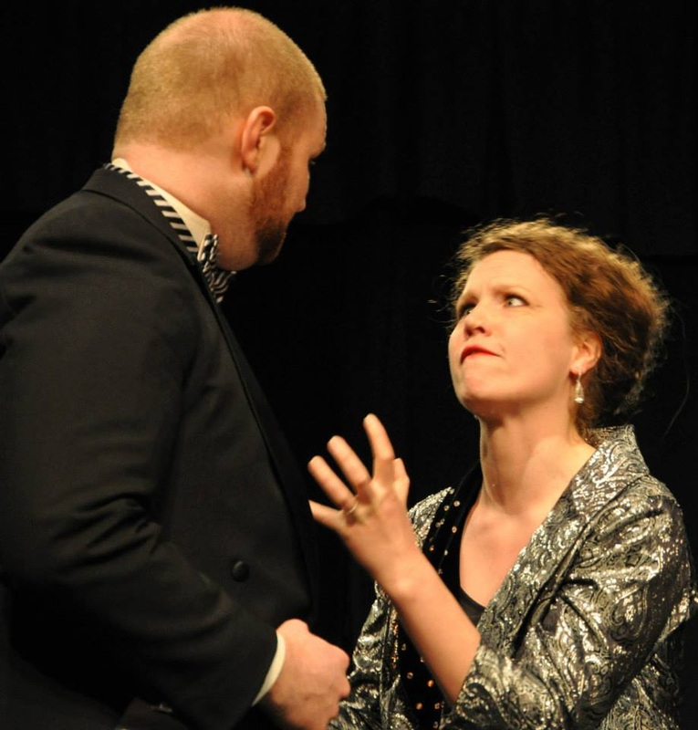 The Impresario , Mozart  Beth Deutmeyer and Justin Scheel  Directed by Allison McGuire