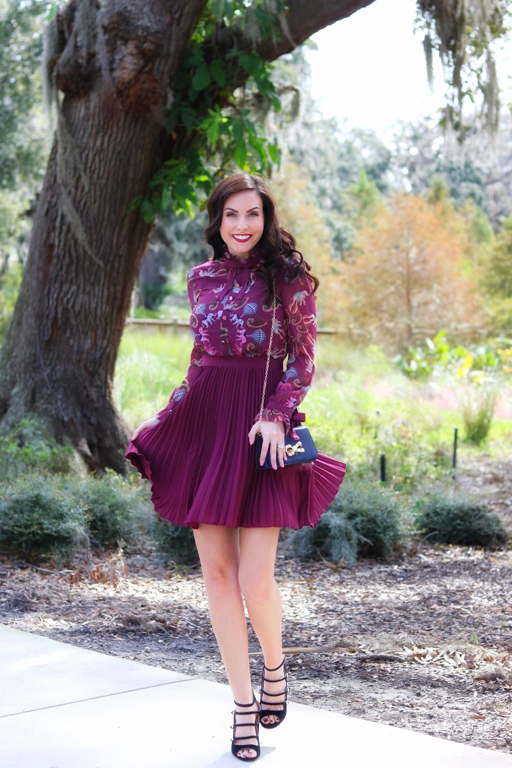 Ted Baker Fall Dress