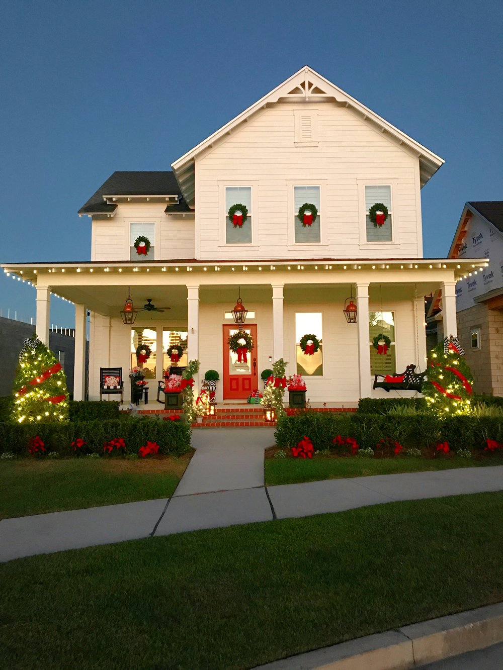 classic enchanting home for christmas.jpg
