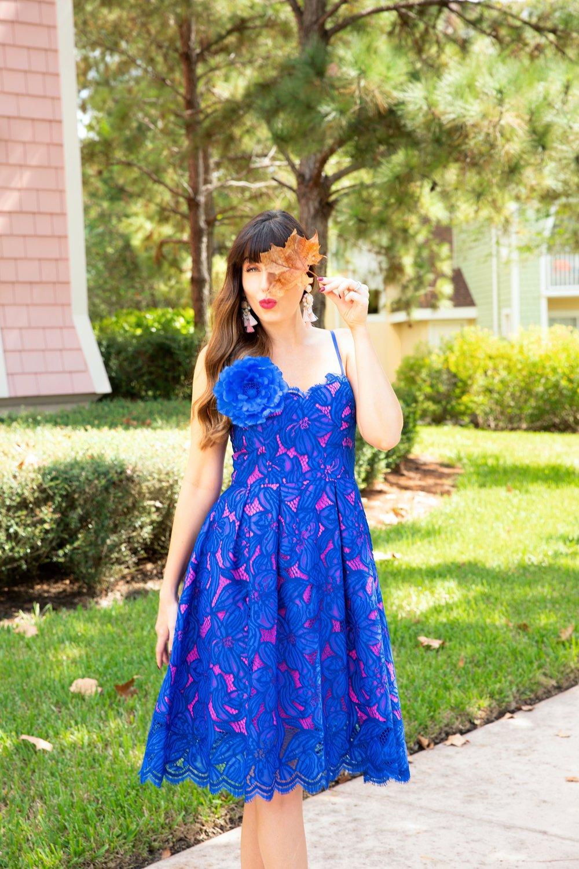 lilly pulitzer resort Camella Dress Disney Saratoga Springs.JPG