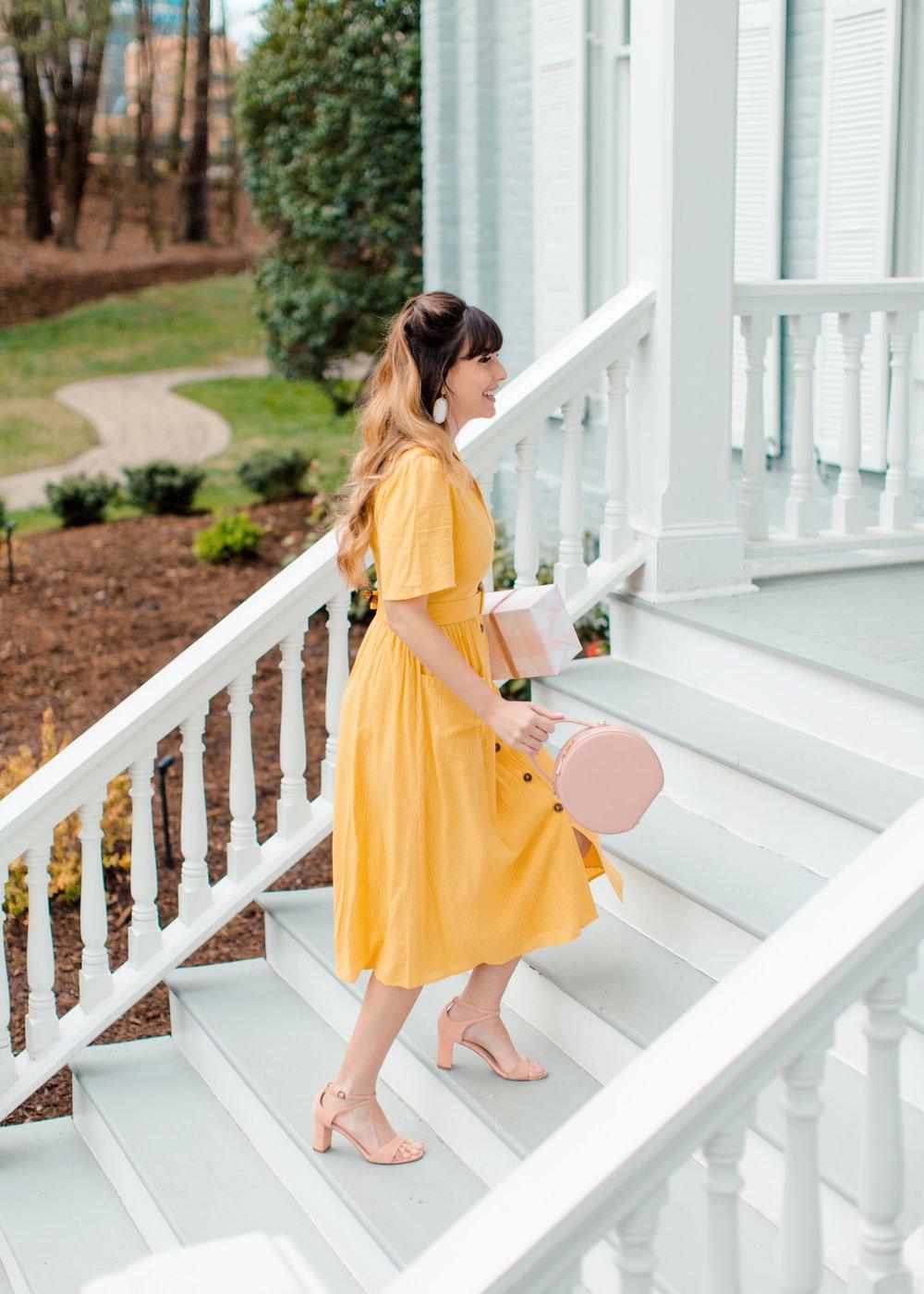 Yellow Charli Dress.JPG