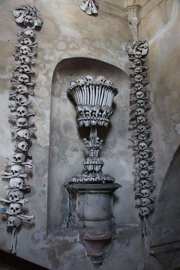Kutna Hora Sedlec Ossuary