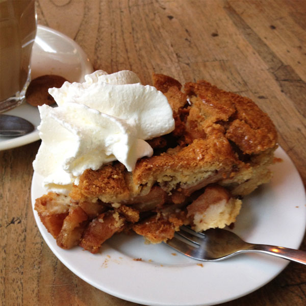 Best apple pie in Amsterdam