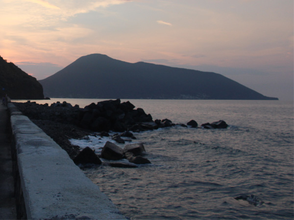 Lipari Sunsets