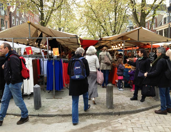 Markets in Amsterdam