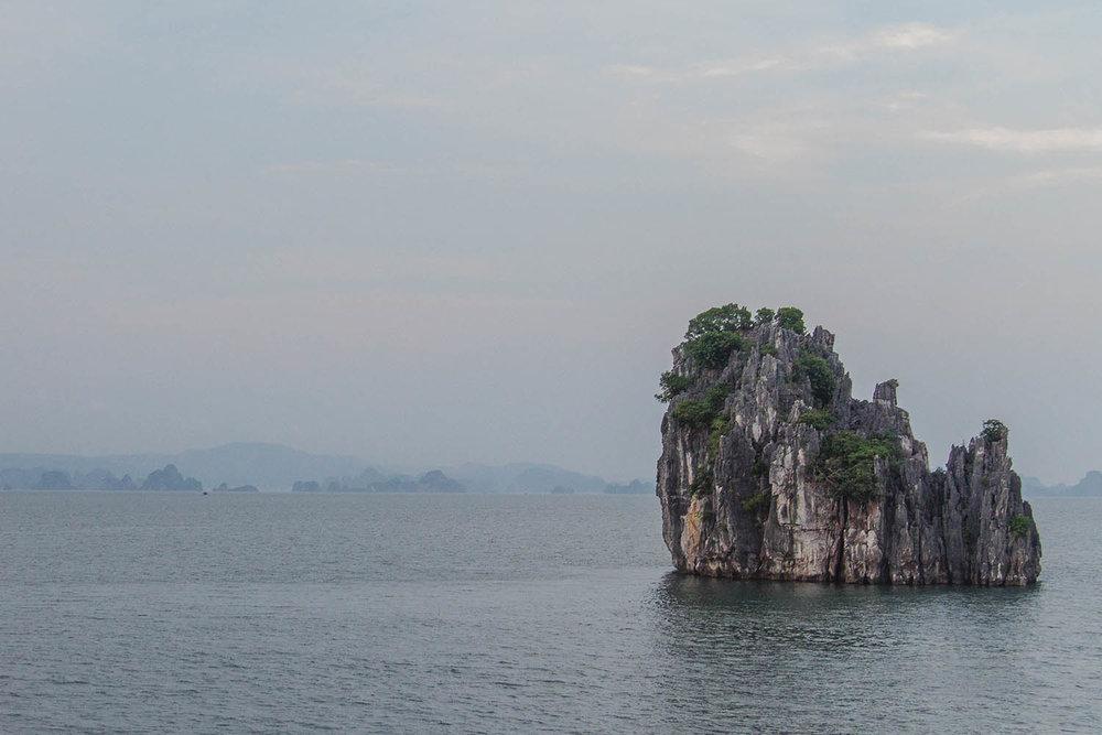 Bai Tu Long Bay.