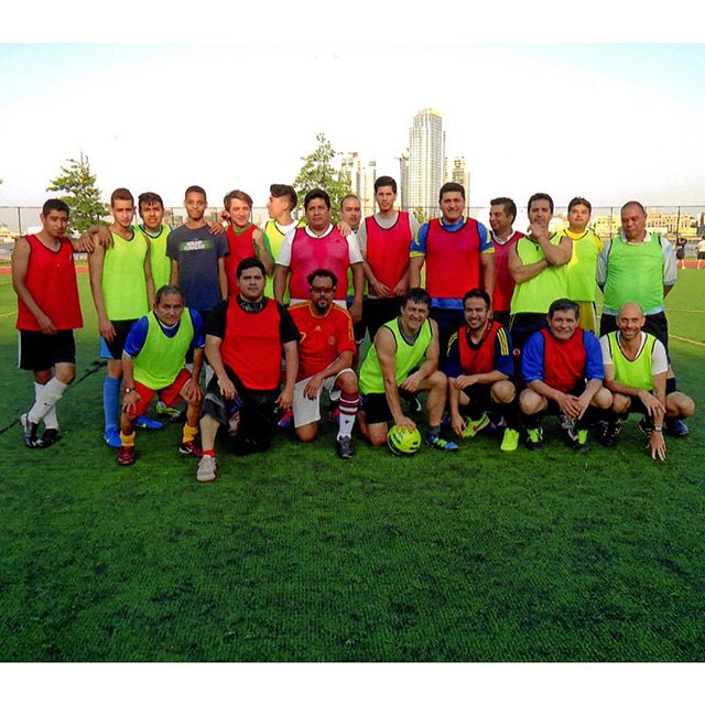 The other group I play with #MiEquipo  http://ift.tt/1IoBdJI