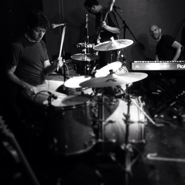 Typical soundcheck, mass #confusion.  http://ift.tt/1quliWo