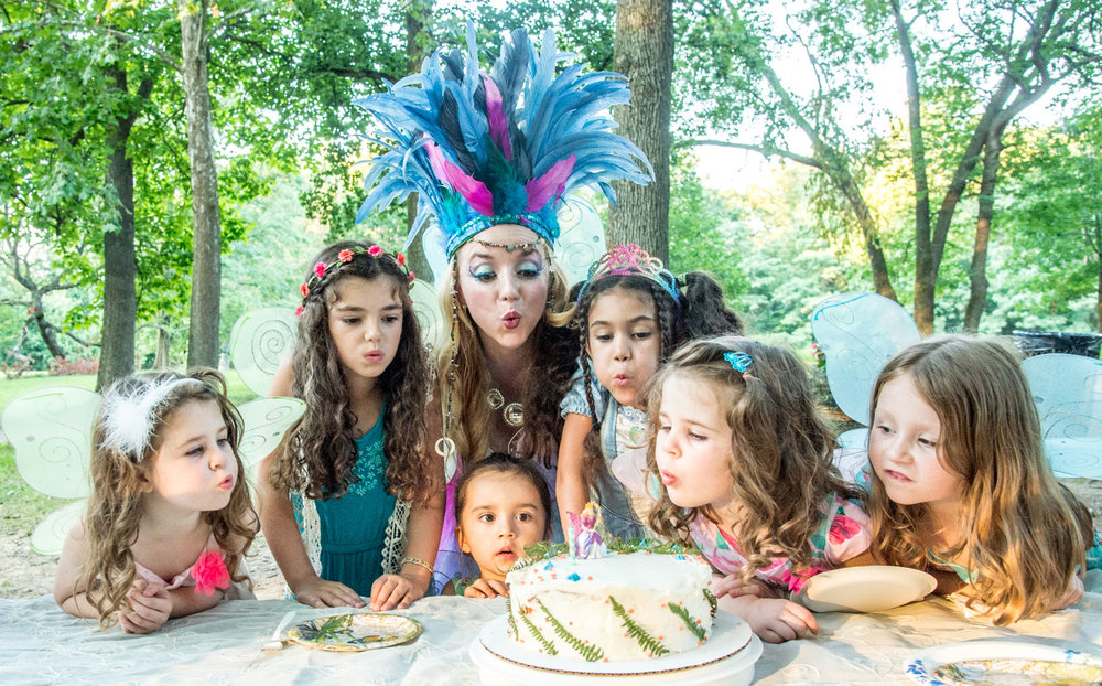 Fairy Garden Parties