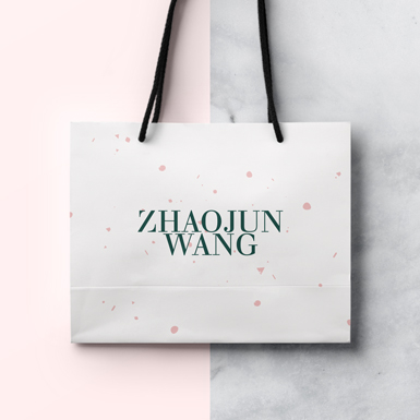 Zhaojun Wang     Branding / Identity / Social Media