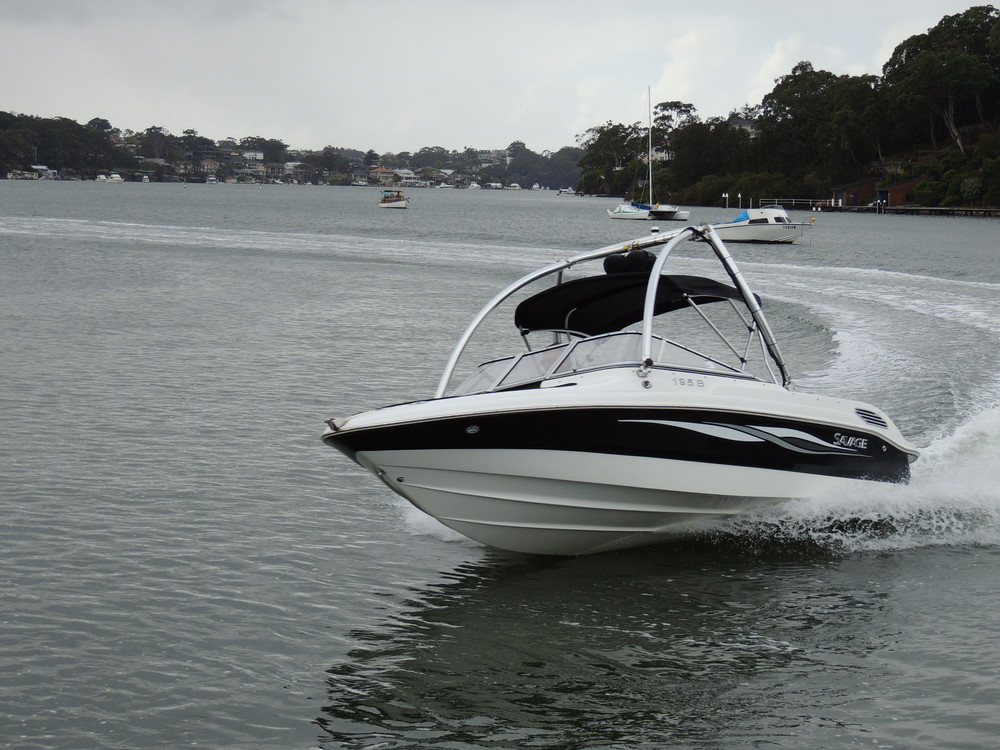 Photo of Boat for Sale, Savage Bowrider Boat Pictured
