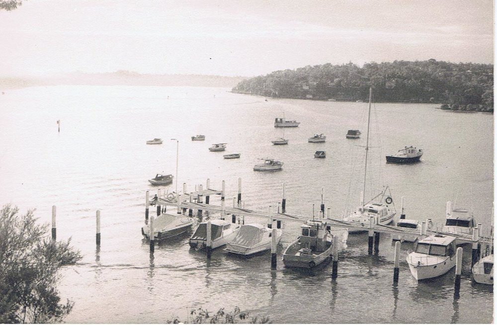 Historic photo of Como Marina's Jetty, Berths and Boats