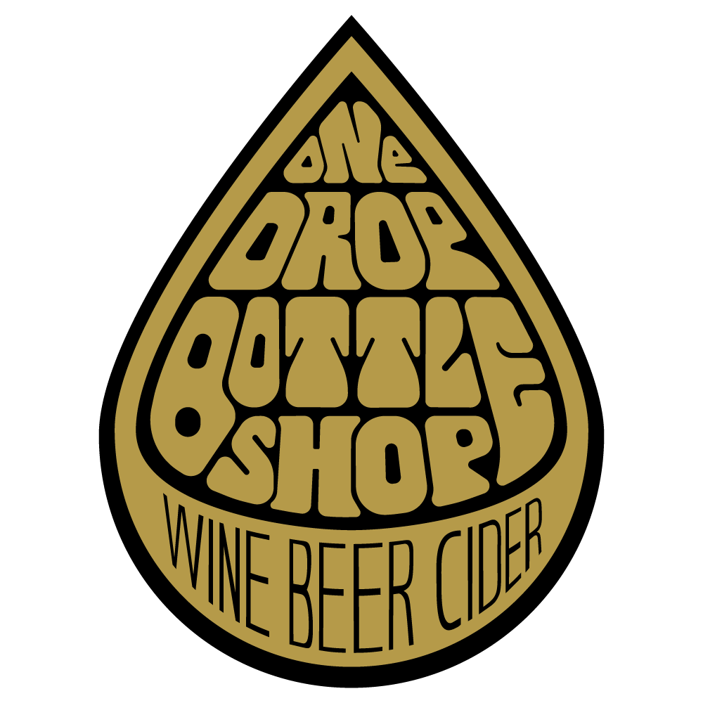 ONE DROP BOTTLE SHOP |   Logo Re-Design