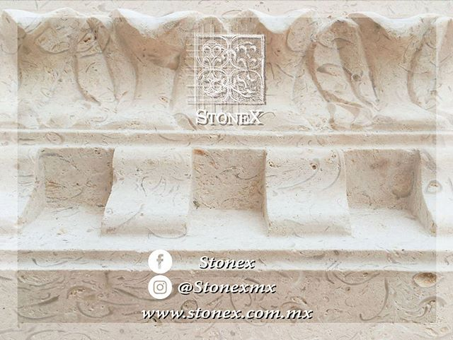 We invite you to take a look to our new webpage www.stonex.com.mx | Los invitamos a ver nuestra nueva página www.stonex.com.mx #naturalstone #naturalstonedesign #canterastone #cantera #limestone #limestonedesign #mantledecor #mantle #hoteldesign #homedesign #interiorism #interiordesign #exteriordesign #exteriors #architecture #archdaily #columns #fountains #balustradesystem #fireplaces #kitchen #sculpture #stonesculpture #stonesurrounds