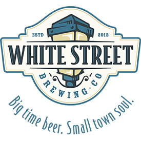 White Street Proud to be located in historic downtown Wake Forest, is a small, locally owned independent manufacturer of craft beer. You can enjoy White Street's flavorful handcrafted ales and lagers in restaurants and bars throughout the Triangle and beyond. Or sit down in our taproom where you can see the entire brewing operation and let us pour you some brewed-on-the-premises goodness. 218 S. White Street, Wake Forest, NC 27587 919-647-9439