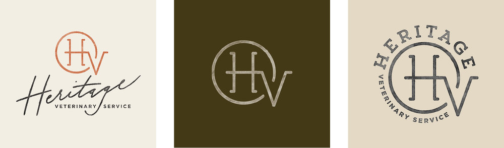 Calico Hill Creative Veterinary Logo Design 5