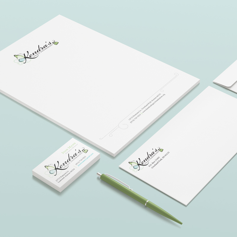 Calico Hill Creative Stationary Design