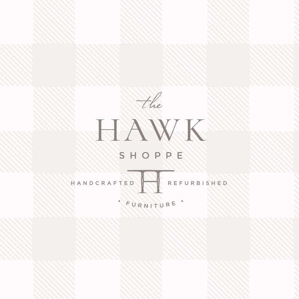 The Hawk Shoppe Logo Design