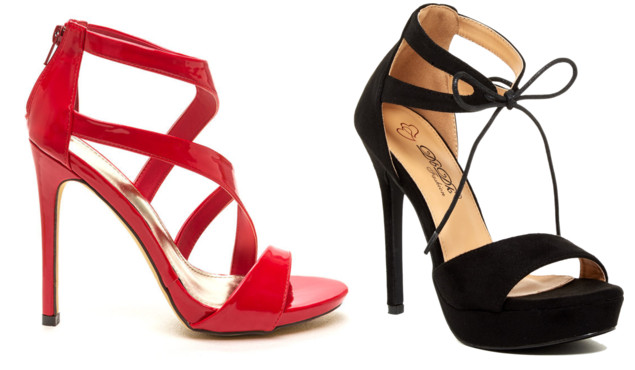 Bold Heels