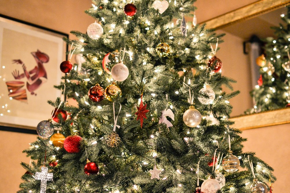 Christmas Tree Fashion