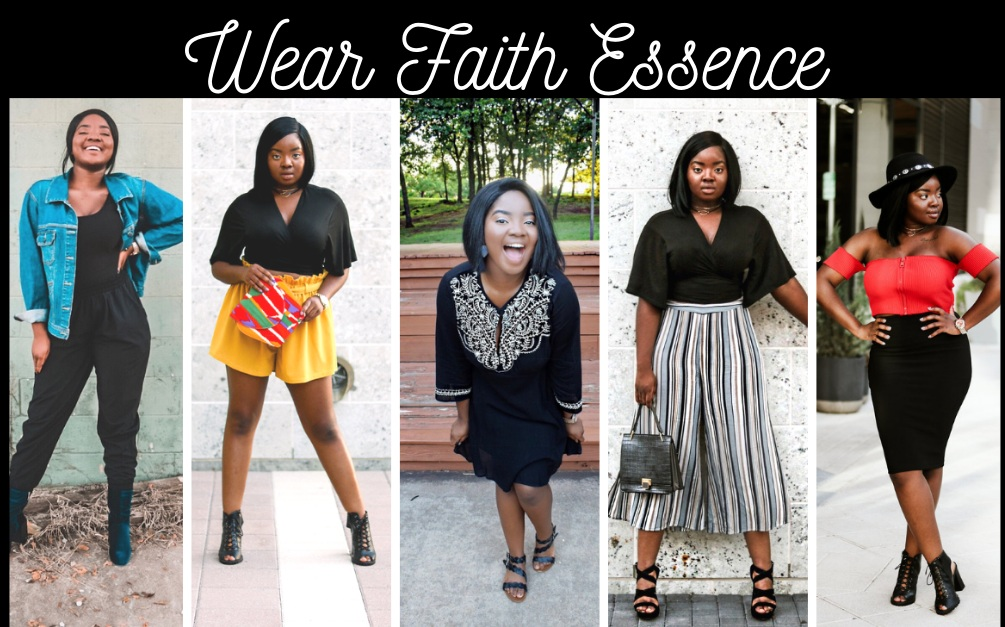 Wear Faith Essence