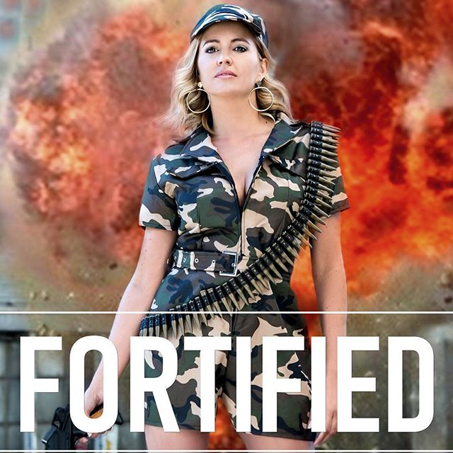 Amity Dry's new hit show, Fortified debuts at @gluttony_fringe tonight as part of the 2019 @adlfringe. Don't miss the must-see show about love, loss and starting over again! #AmityDry #Fortified #GluttonyFringe #ADLfringe #LittlelionPR #AdelaidePR
