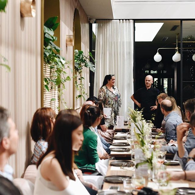 Thank you to everyone who joined us today for the launch of @thefeathersadl new Greenhouse Restaurant and their brand new menu by head chef, Luke Brabin 📷: @meaghan_coles_photography