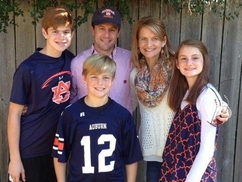 Dickson Family in Trussville, AL