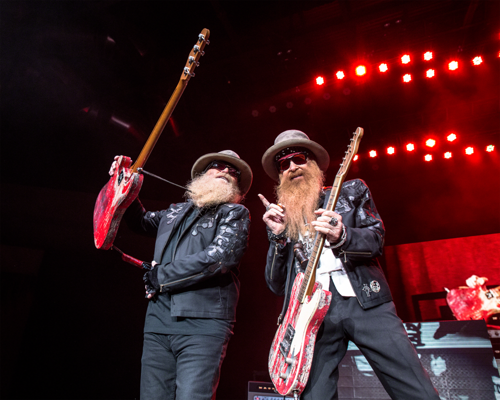 Dusty & Billy | ZZ Top