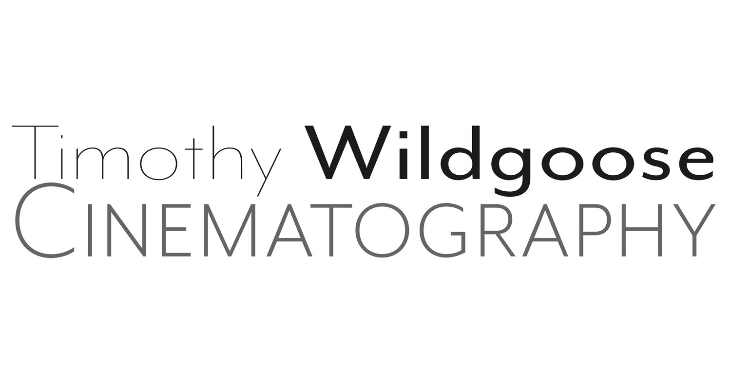 Timothy Wildgoose · CINEMATOGRAPHY