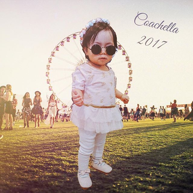 Probably the worst photoshop job ever done haha. #nochella