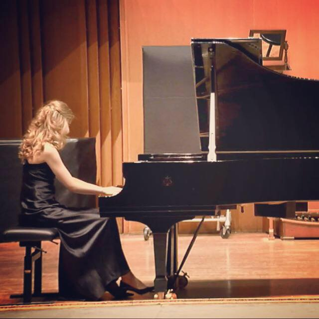 M.M. I Recital, Syracuse University