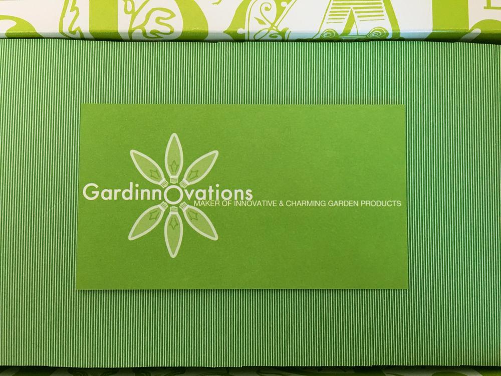 Gardinnovations Business Cards