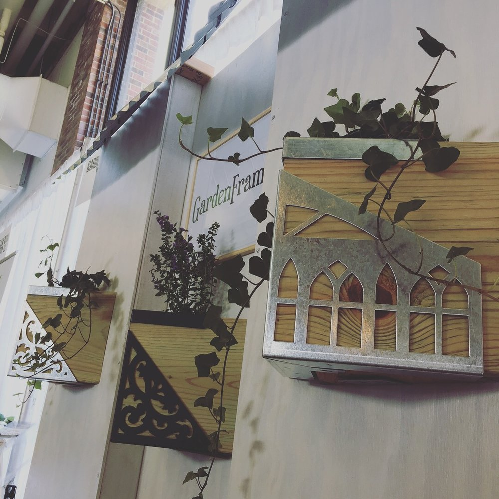 GardenFrame Booth