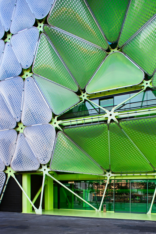 Edifici Mediatic | Enric Ruiz-Geli | Barcelona