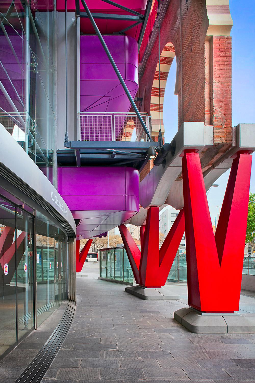 Las Arenas | Rogers Stirk Harbour + Partners | Barcelona