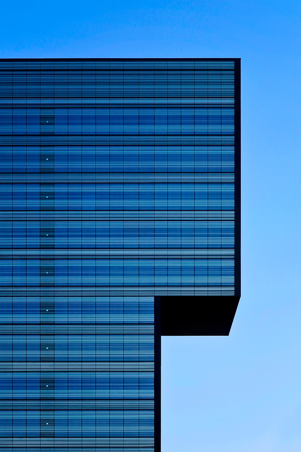 Vodafone HQ Building   |  Dominique Perrault  |  Barcelona