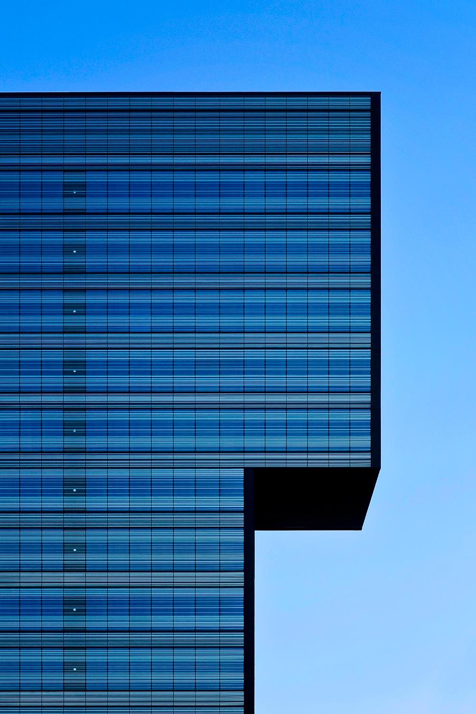 Vodafone HQ Building | Dominique Perrault | Barcelona