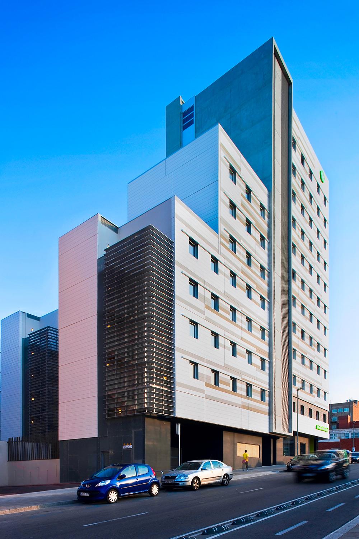 Melon District Hotel | Blanch & Conca | Barcelona