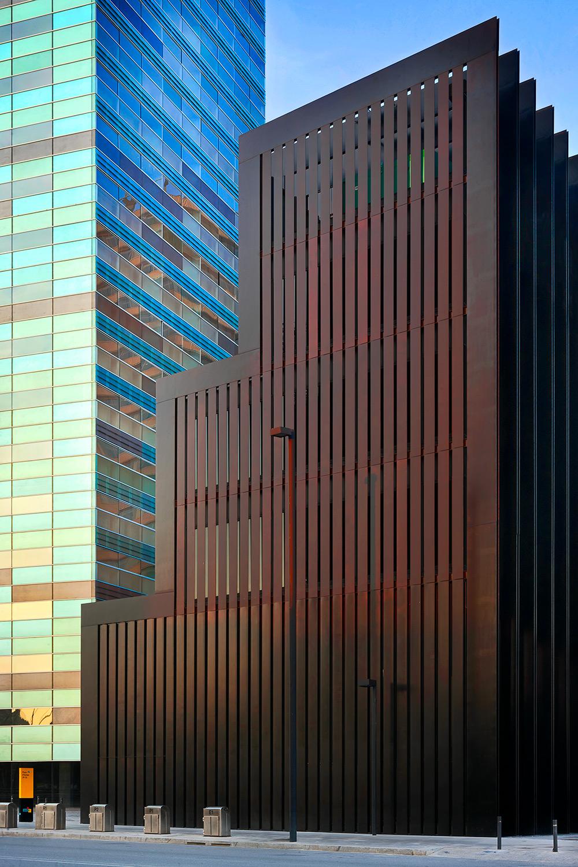 Edifici Olympus  | RCR | Barcelona