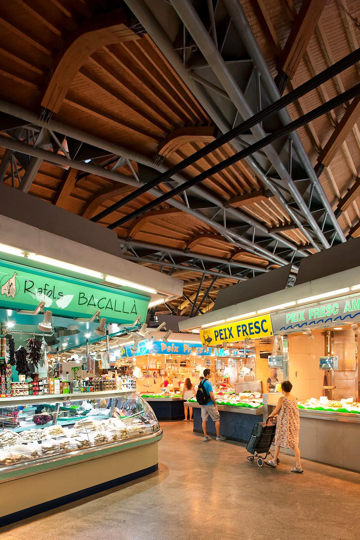 Santa Caterina Market  | EMBT | Barcelona