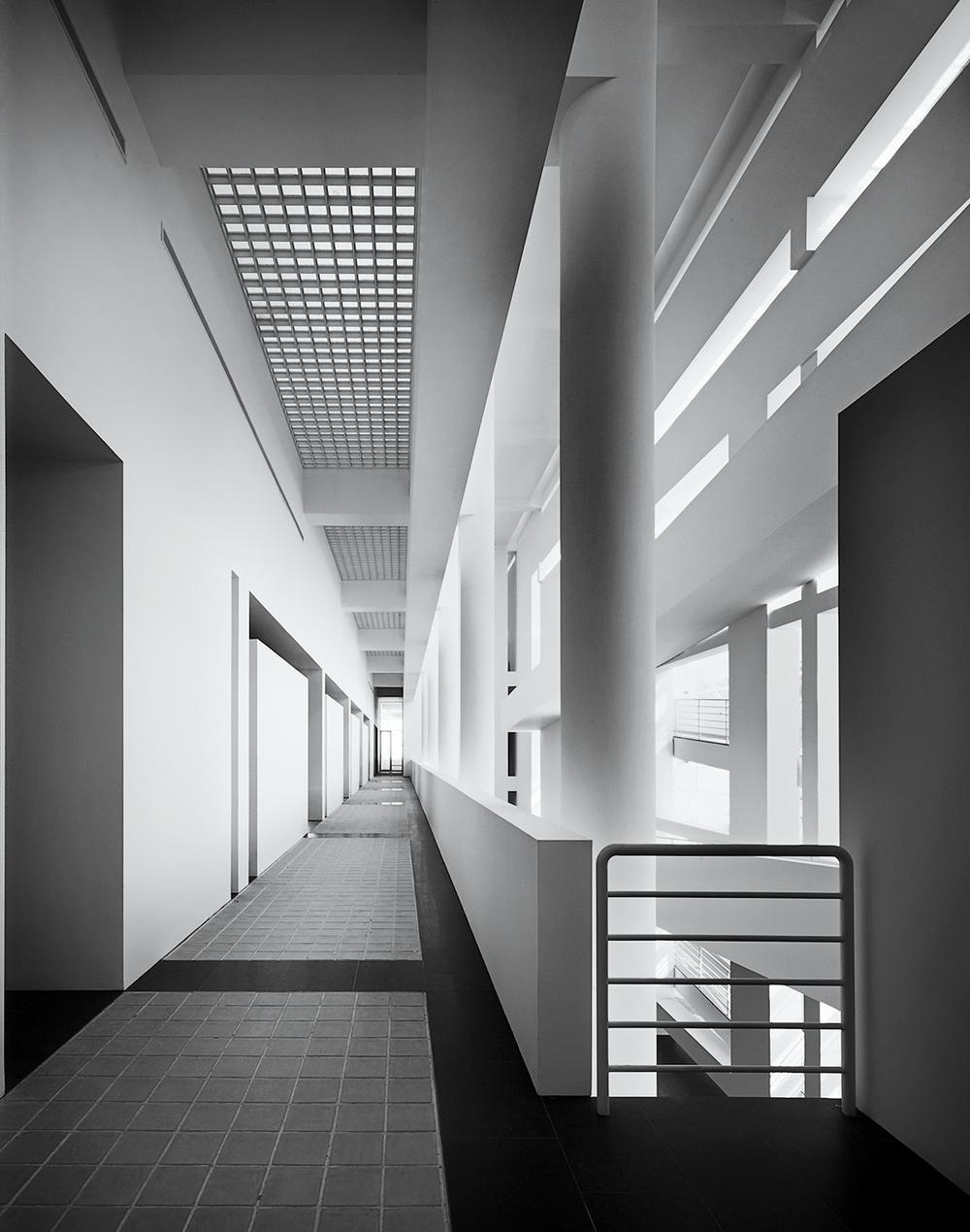MACBA Museum| Richard Meier | Barcelona