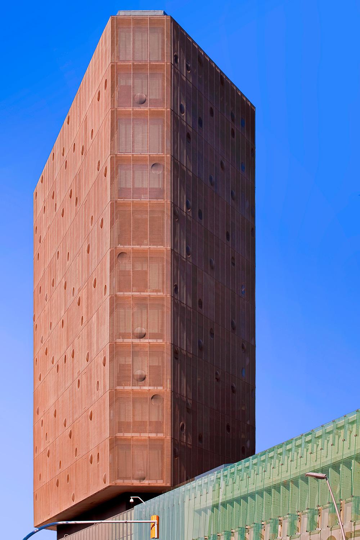Indra HQ Building  | b720 | Barcelona
