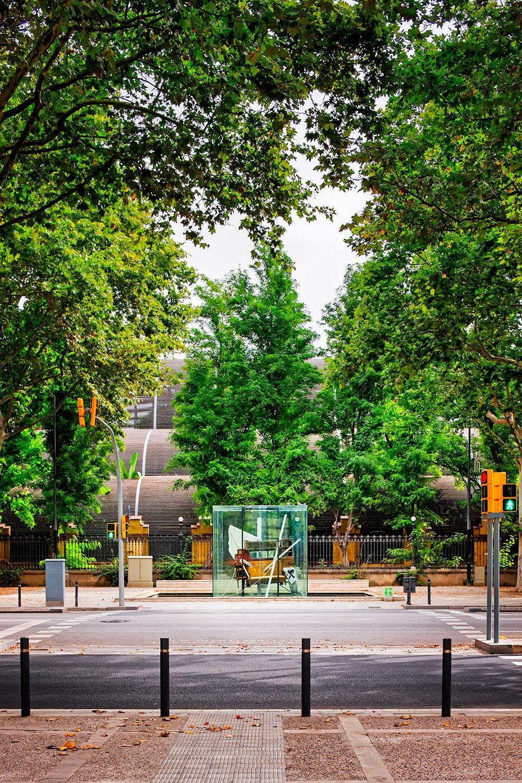 Homenaje a Picasso | Antoni Tàpies | Barcelona