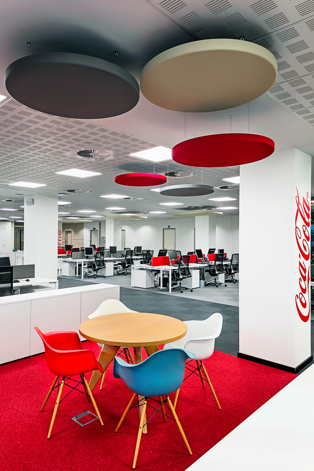 Coca Cola Offices   |  Aguirre Newman  |  Barcelona