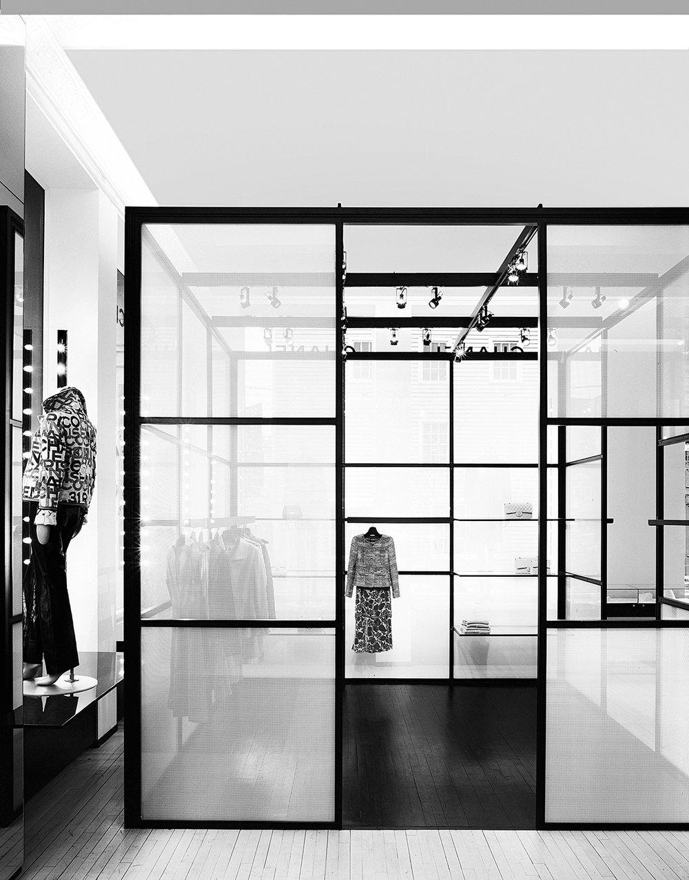 Chanel Spring Street  | Peter Marino | New York