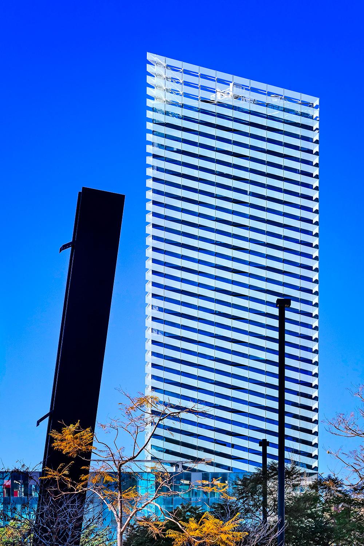 Torre Puig    Rafael Moneo   L'Hospitalet, Barcelona
