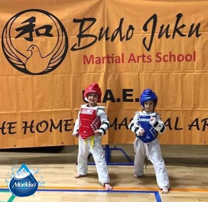 Budo Juku Karate Competition — Monviso