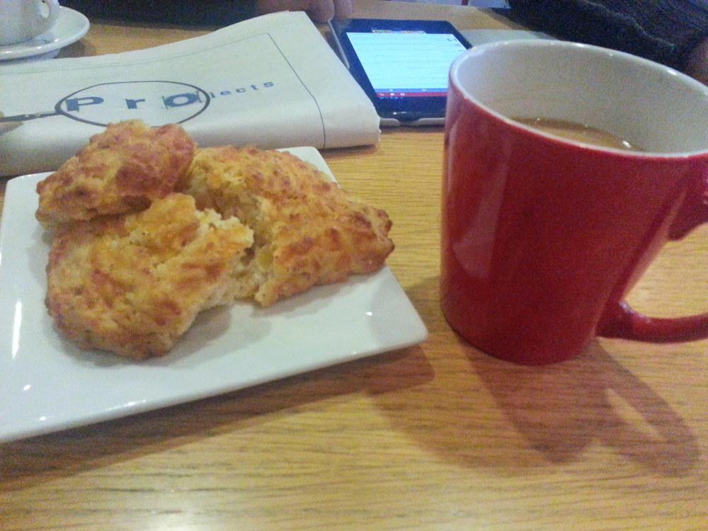 Cafe Rosso, Calgary